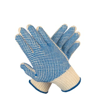 Single Side Dotted Knitted Gloves (KSND)