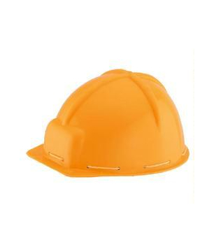 Metro Industrial Safety Helmet with Chin Strap