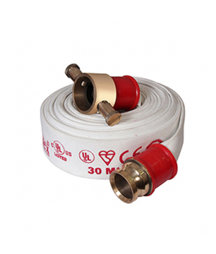 Fire Hose with Coupling 15 Metres