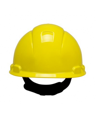 3M H-700 Un-Vented Hard Hats with Pinlock Suspension