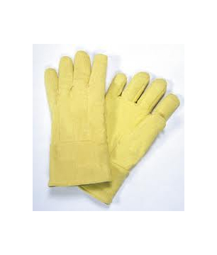 Kevlar cut-and-sewn Glove with Woollen Lining (K1G)