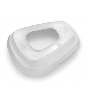 3M 501 Dust And Mist Filter Retainer