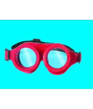 Gas Tight Clear Lens Goggles (SPGTCL)