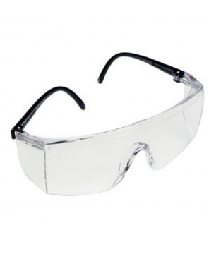 3M 1709IN Clear Lens Protective Eyewear