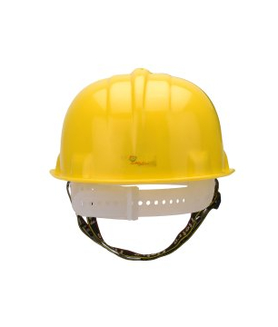 Metro Industrial Safety Helmet with Nape Strap