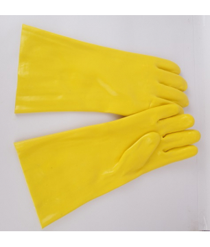 PVC Supported Hand Gloves (VGYMS)