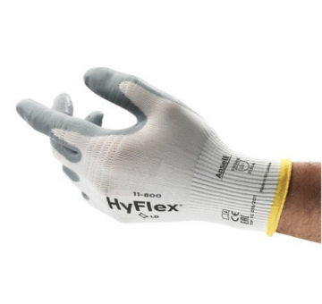 A11-800 Hyflex Nitrile Coated Gloves