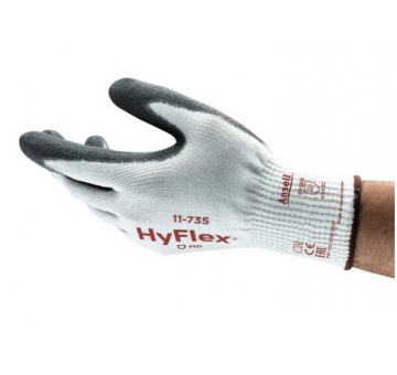 A11-735 Hyflex Cut Protection Gloves