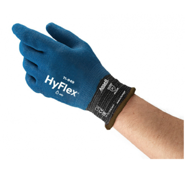 A11-949 Hyflex Grip and Cut-Resistant Gloves