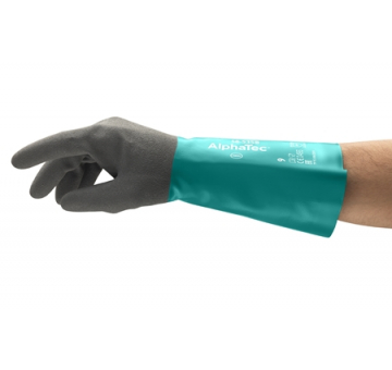 A58-535B AlphaTec Chemical Resistant Gloves